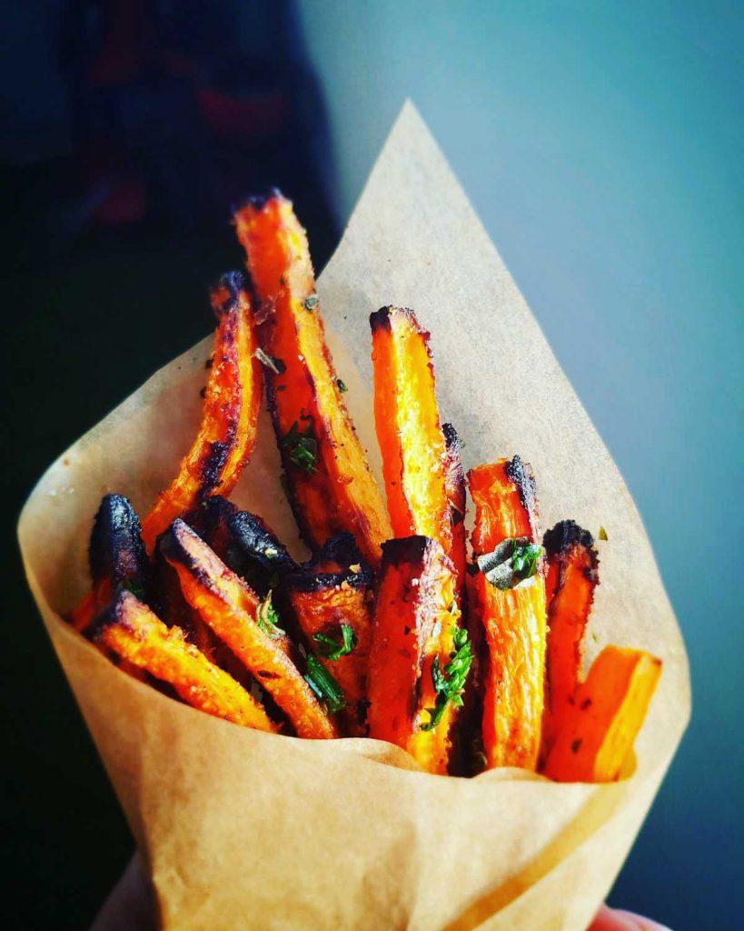 morcovi prăjiți