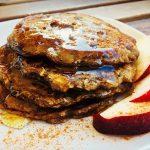 pancakes cu mar