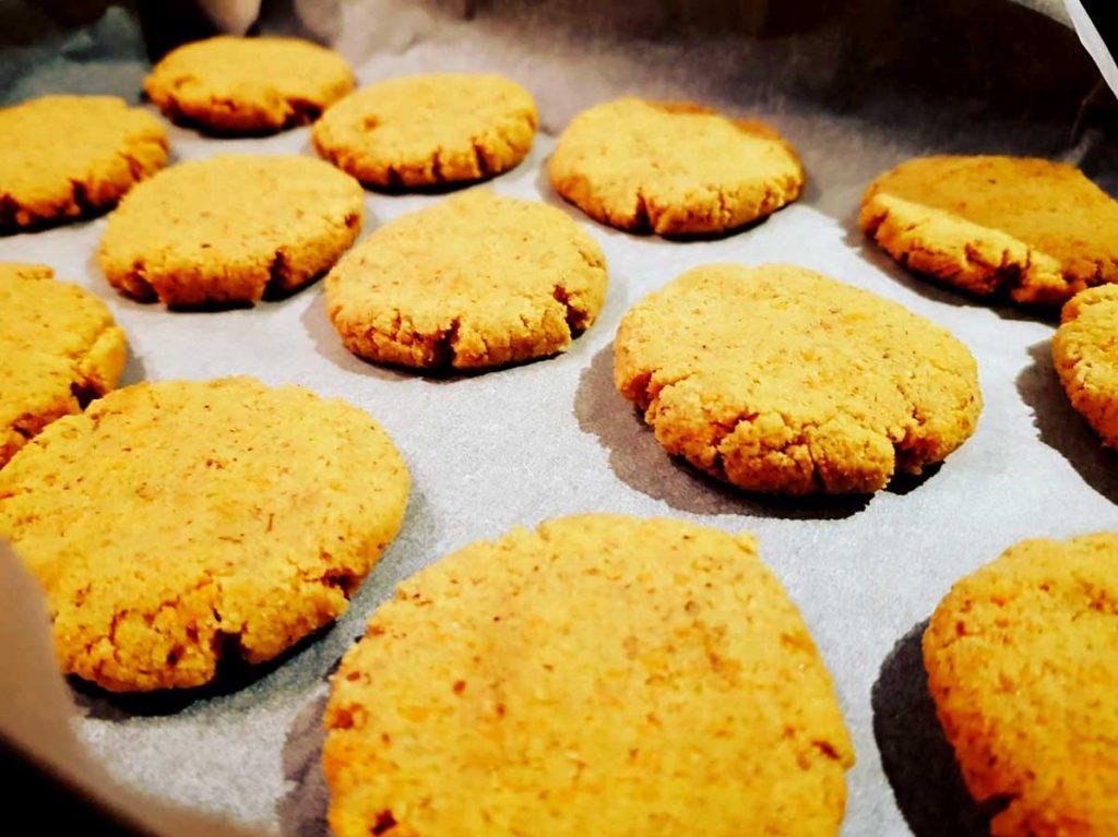 biscuiți cu morcov