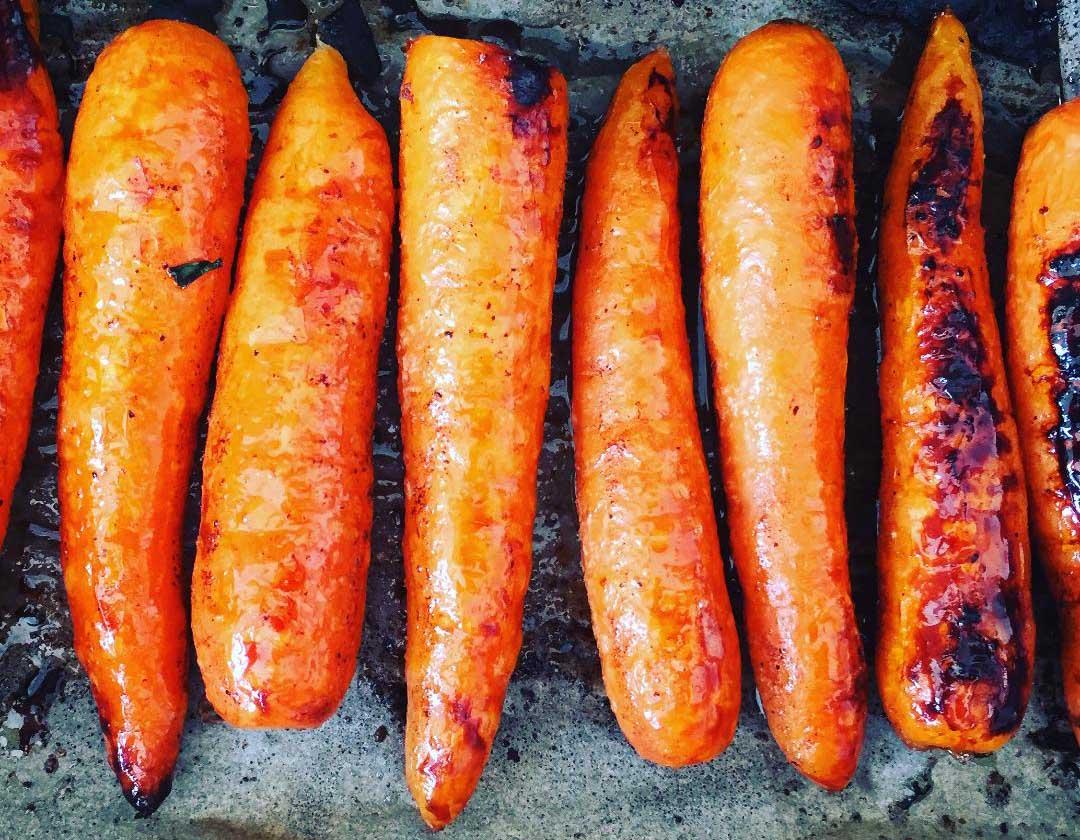 Morcovi caramelizați – o altfel de garnitură
